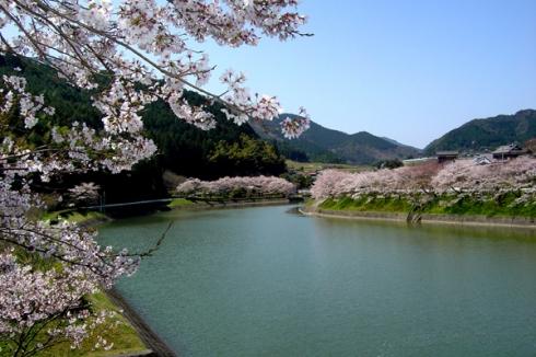 明間河川公園