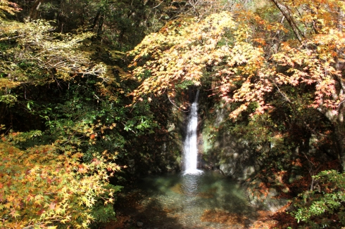 三滝渓谷自然公園