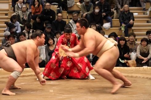 乙亥会館(多目的ホール、相撲資料館、カロト温泉)