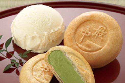 最中アイスクリーム